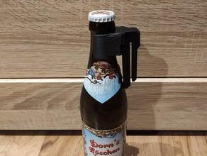 Bier Flasche Gürtel-clip - secure 330ml 500ml Bier Bier Flasche Gürtel Gürtel-clip Flasche clip festival die Hände frei Glas Halter party nützlich