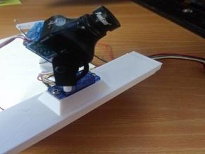minimalist fpv pan tilt fpv fpv camera mount fpv pan tilt pan tilt pan tilt head pan tilt mechanism