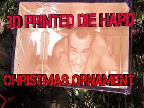 die hard christmas ornament christmas die hard die hard christmas die hard ornament john mcclane