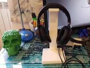 auricular stand corsair estilo casque auricular titular de pie soporte de casco