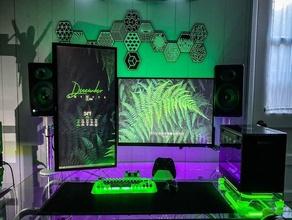 monitor mount speaker perch audioegine home audio monitor arm monitor mount monitor stand speakers speaker mount speaker stand