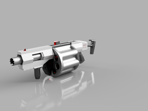 titanfall softball grenade launcher cosplay games grenade guns launcher softball titanfall titanfall2 weapons