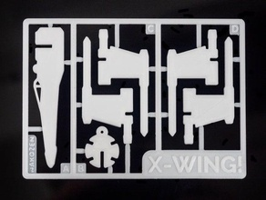 x-wing kit card assembly assembly required bauble card christmas christmas decoration christmas ornament christmas tree fighter gift keychain kit kit card model model kit ornament puzzle space sprue starfighter starwars star wars xmas xwing x wing