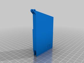 reinforced slim wallet 3d printed wallet hardcase wallet minimalist wallet reinforced slim wallet wallet wallet case