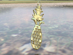 pineapple earrings earrings exotic idealab jungle pendants pineapple pineapple earring xmas