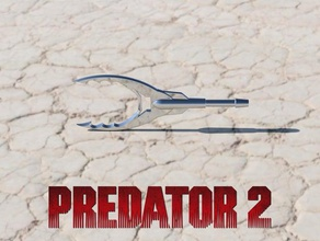 carlz predator 2 spear tip carlz cosplay cosplay prop movie movie prop predator predator 2 prop spear spear tip weapon