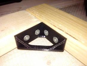90 degree angle bracket 20 mm 35mm screw 90 degree 90 degrees 90 degrees brackets 90 degree bracket bracket wood woodworking