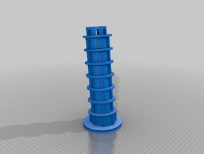 torre pendente di pisa edificio costruzione struttura