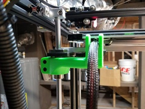 ender 5 plus hot bed cable strain relief cable holder cable management cable strain relief creality ender 5 creality ender 5 plus ender 5 plus strain ender 5 plus wire ender 5 wire strain ender 5 wire support strain relief wire strain relief