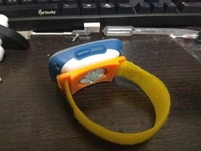 garmin edge series wristband adapter