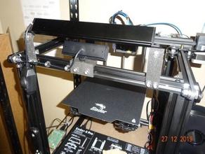ender 5 gulfcoast de robótica do diodo emissor de luz de monta creality ender5 ender 5 gulfcoast robótica diodo emissor de luz luz monte