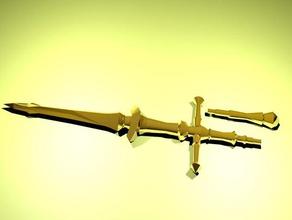 dragonslayer spear - dark souls cosplay cosplay prop cosplay weapon dark souls darksouls dragonslayer spear spear