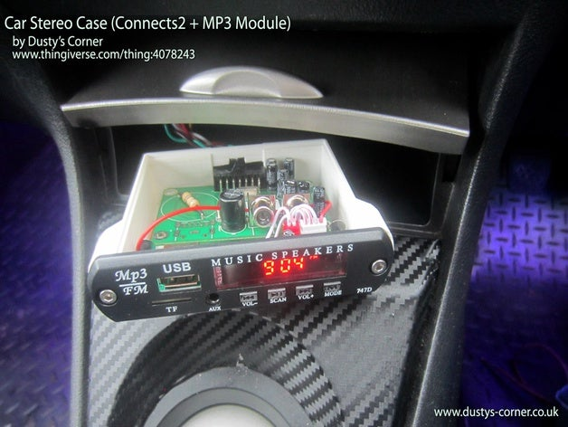 car stereo case connects2
