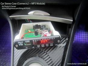 car stereo case connects2 + mp3 module car headunit stereo