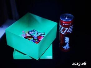 minimalismo box - 165 x 165 mm - impilabile - salva materiale box contenitore il minimalismo moderna impilabile strumento strumento di supporto utile