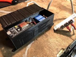 esp8266 case garage door opener 8266 door opener esp esp case esp8266 garage garage door opener relay