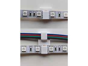 led strip holder optional cable holder led led strip led strip holder led strip mount led holder led mount rgb led strip