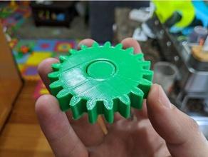 fridge magnet gear spinner built-in magnet fridge fridge magnet gear magnet refrigerator magnet spinner