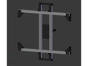 huion kamvas pro 16 vesa mount ergotron amzbscs arms may fit other tablets 2020 adjustable art carriage extrusion huion monitor mount parametric tablet vesa