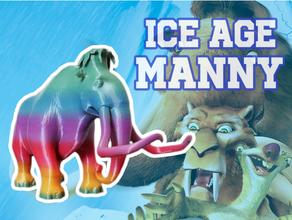 manny ice age age cartoon cartoon character character dice fun ice ice age manny monoprice select mini scrat scrat ice age sid side
