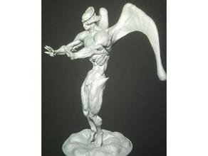 ange de la mort alien l'ange angelofdeath ange de la mort creaturedesign la mort le mdn le mdn miniature le mdn monstres grimreaper faucheuse miniature mini le monstre