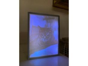 litho box litho box litho frame lithobox lithophane