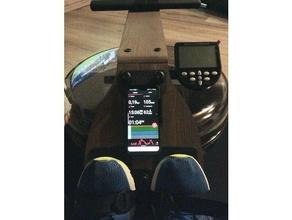 waterrower smartphone holder