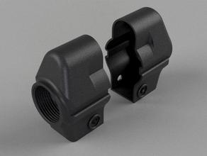 wip mp5 - ar m4 stock adaptador de airsoft accesorio airsoft mp5 stock