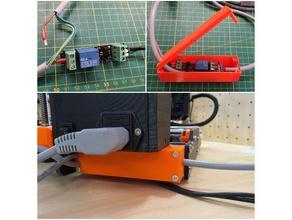 prusa i3 mk3 s psu box octopi octoprint power switch printer upgrade prusa prusai3mk3s prusa i3 prusa i3 mk3 psu psu box raspberry raspberry pi relais