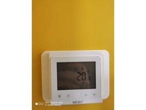 thermostat decdeal mount 503 box derivazione magic gathering moes mount placca scatola scatola 503 termostato thermostat thermostat holder thermostat mount