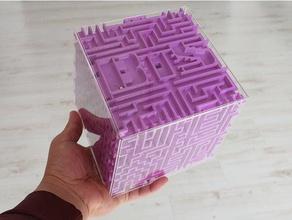 maze cube plus-i 5 'bts' 3d maze 3d puzzle army brain teaser bts maze maze cube maze box puzzle