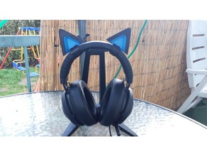 cat ears for headset