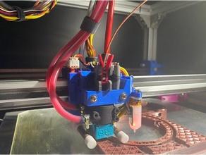 hevort nimble v2 + kryo mount hevo hevort hypercube hypercube evolution hypercube printer nimble nimble v2 nimble zesty nimble