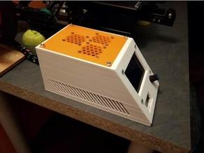 ender 3 - control box - caimeo arctic caimeo control controller control box control panel creality ender 3 ender 3 ender 3 noctua noctua 40 tree support