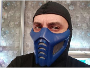 mortal kombat Alternative Maske Maske mk11 mk9 mkx