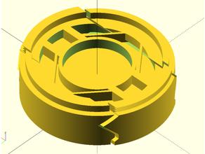 universal parametric lens cap camera camera lens camera lens cap camera mount cap lens lens cap openscad parametric parametric lens cap parametric level
