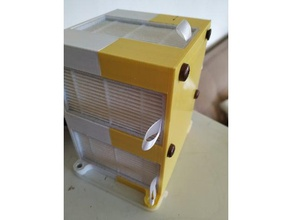 hepa filter air air filter clean air diy dust filter fan fan mount filament cleaner filament filter filter filter box filter printer hepa hepa filter pla