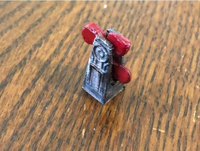 guadaña molino viento fácil impresión fenris spoiler boardgame juegos mesa fenris juego jugador rifraf aumento fenris guadaña steampunk steampunk engranajes molino viento