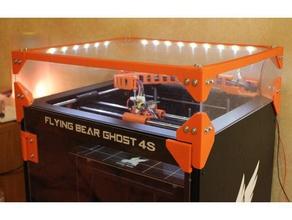 cas porte flyingbear fantôme 4s