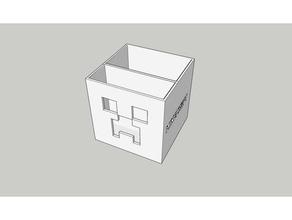 Minecraft léche botte stylo pot Minecraft Minecraft léche botte crayon titulaire soutien stylo titulaire soutien