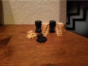 rompecabezas columnas juego mesa juegos mesa meeples dispersión terreno terreno juego guerra terreno