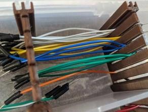 Maglione filo divisore