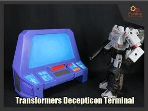 Transformer Decepticon Terminal