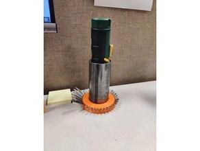 drill stand drill bit holder 3d printable 3d printer bit bits cubical cup desk drill drill bit drill holder drill organizer fusion fusion 360 organizer printable screwdriver screwdriver holder tool
