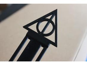 oğlan yaşadı Harry çömlekçi yer imi Toplamak yer imi yer imleri kitabın ölümcül Hallows sıra masaüstü kolay kolay Yazdır ofis organizasyon hızlı Yazdır sihirbaz