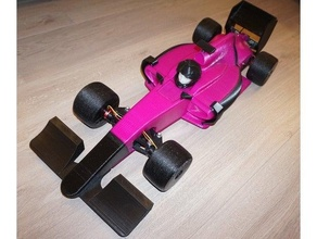 openrc f1 roue conduire voiture course m6 vis basé voiture roue conduire openrc f1