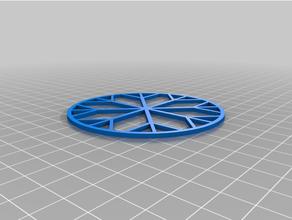 coasters 80 mm mod101-150 adorno coaster math math art pelandintecno posavasos stem tecnologia