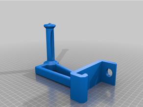 makerbot replicator+ spool holder filament maker bot replicator 2 replicator 2x replicator