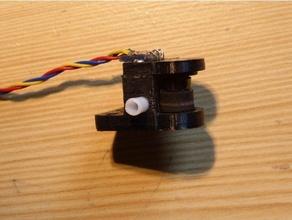 pulse generating jam runout filament sensor