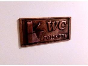 placa tocador baño tocador inodoro baño corsario